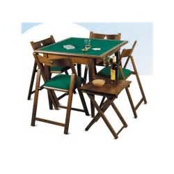 tavolo da gioco pieghevole sedia da gioco in legno pieghevole faggio massiccio