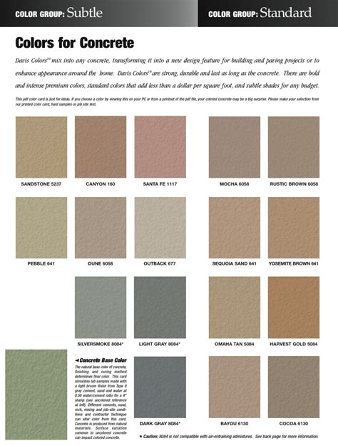 davis color davis color chart world of printable and chart