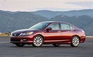 2014 honda accord ex l v 6 sedan