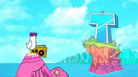 teen titans house image seagull shades boombox terraized jpg teen titans go wiki fandom powered