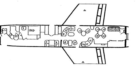 airplane floor plan boeing 727 plans pictures to pin on pinterest pinsdaddy
