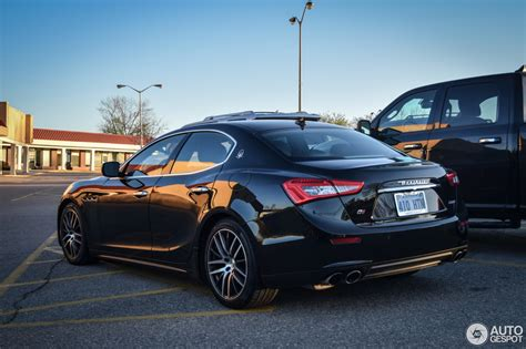 Maserati Q4 by Maserati Ghibli S Q4 2013 14 April 2016 Autogespot