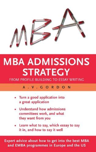 Mba Strategy Schools by How To Write A Statement Of Purpose For Business School
