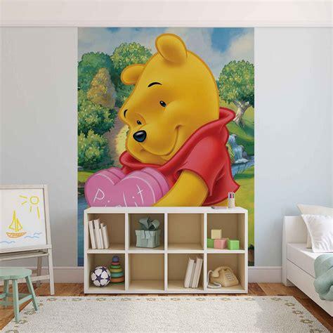 winnie the pooh wall murals disney winnie pooh wall paper mural buy at europosters