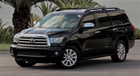 Luxury Toyota Luxury Armored Car From Toyota Sequoia Vehicles