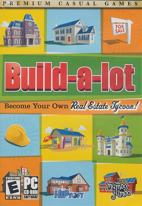 build a lot become your own real estate tycoon mumbo jumbo pc new in box 811930104047 ebay