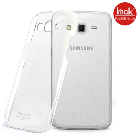 Murah Ultrathin Ultra Thin Samsung 2 Grand 2 Grand Prime Galaxy imak 2 ultra thin for samsung galaxy grand 2 g7106 transparent