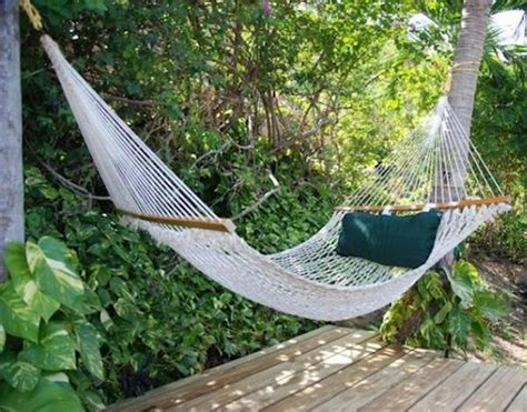 backyard hammock ideas perfect pillows for hammock decorating adding comfort to