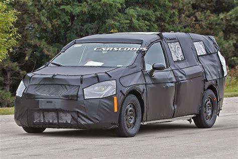 New Chrysler Minivan by Chrysler Confirms New Minivan For 2016 Detroit Auto Show
