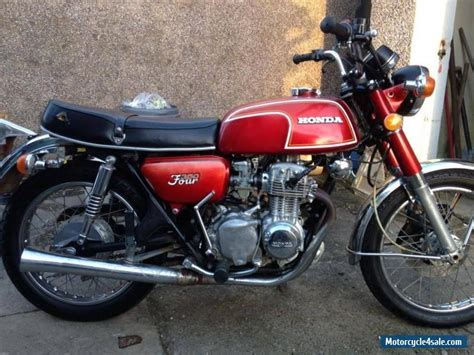 Honda Cb For Sale by 1972 Honda Cb350 4 For Sale In United Kingdom