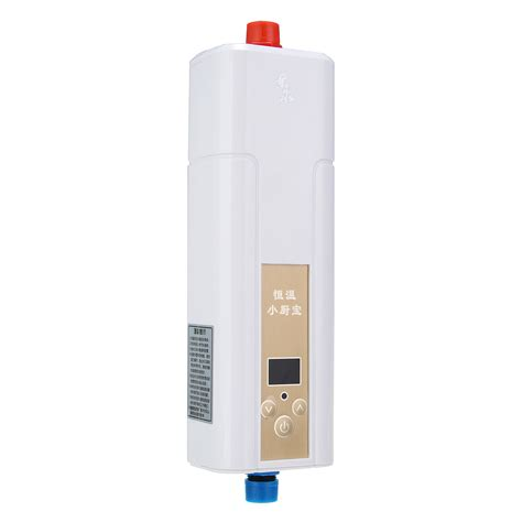 bathroom water heater 220v instant electric water heater indoor tankless for