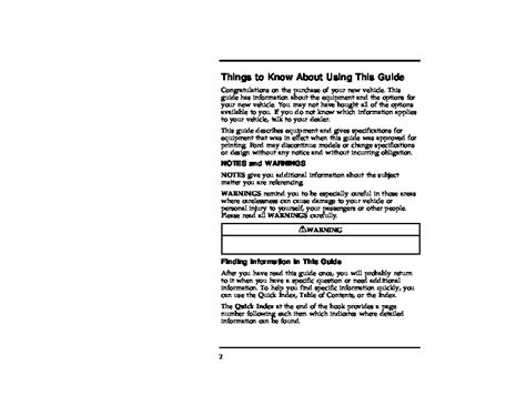 buick terraza 2006 owners manual pdf download autos post
