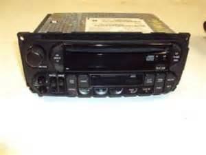 2005 2007 jeep grand stereo radio dash kit wire