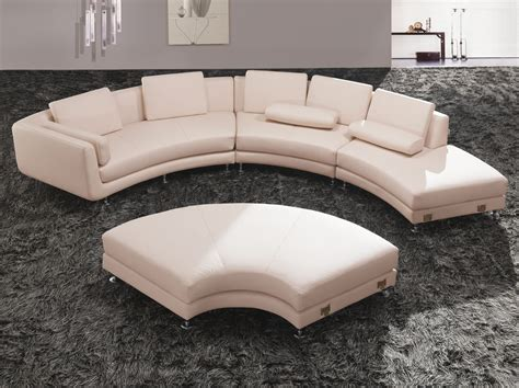 Contemporary Curved Sectional Sofa Curved Sofa Sectional Modern Thesofa