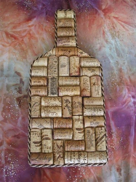 cork crafts projects 182 best wine cork images on wine corks