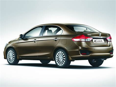 Suzuki Pakistan Pak Suzuki Should Introduce Suzuki Ciaz In Pakistan