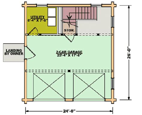 lincoln log homes floor plans live in garage log home plan by lincoln logs international