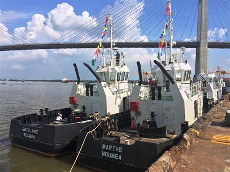 tugboat song vuot song shipyard 4 new tugboats to be completed end of