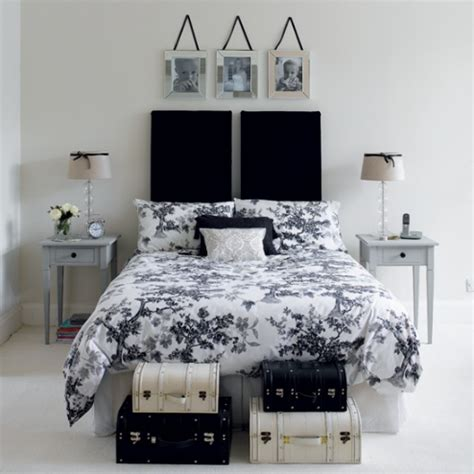 black and white bedroom decor house designs small bedroom decorating the combination