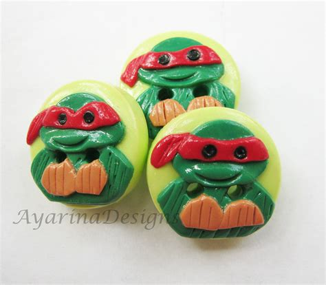 As Bp Turtle Bd Twiss 3 4 New Korean Style Bsh207 turtles set o 3 polymer clay buttons 3 4 quot on luulla