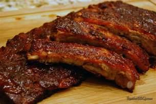 barbecue ribs recipe dishmaps