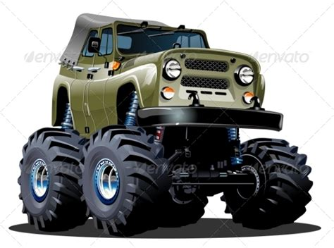 bigfoot monster truck cartoon cartoon monster truck jquery re