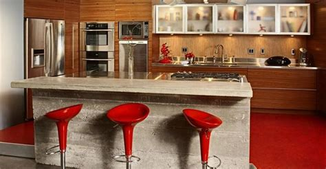 Bar Stools And More Portage Mi by Bar Countertops The Concrete Network