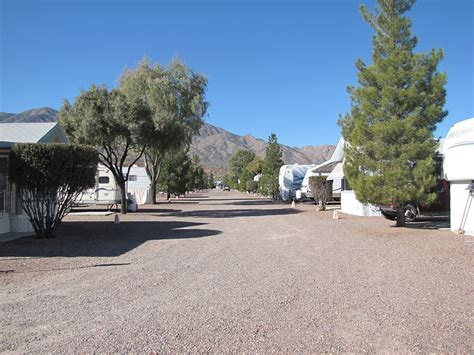 tonto creek trail   rv park passport america