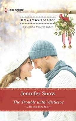 mystery snow and mistletoe sweetfern harbor mystery books the trouble with mistletoe by snow