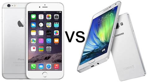 Home Design Software For Mac 2015 by Iphone 6 Plus Vs Samsung Galaxy A7 Comparison Tech Advisor