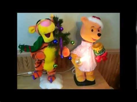 animated disney figures disney winnie the pooh and tigger animated
