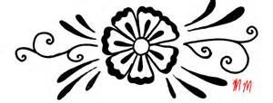 flower design by mikaylamettler on deviantart