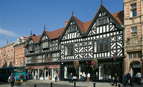 Sheds In Shrewsbury by Six Things You Must Do In Tudor Shrewsbury To Celebrate