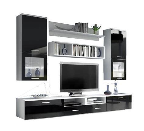 canapé d angle noir et blanc pas cher meuble tv noir pas cher meuble tv d angle moderne