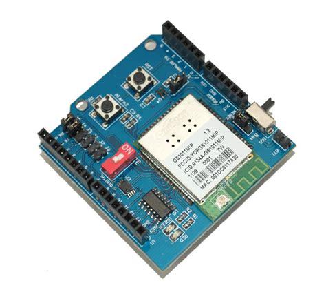 tutorial arduino wifi shield juniper wifi shield for arduino based on gainspan module