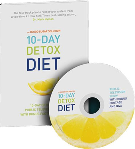 Blood Sugar Solution 10 Day Detox Supplements by The Blood Sugar Solution 10 Day Detox Diet Wttw Chicago