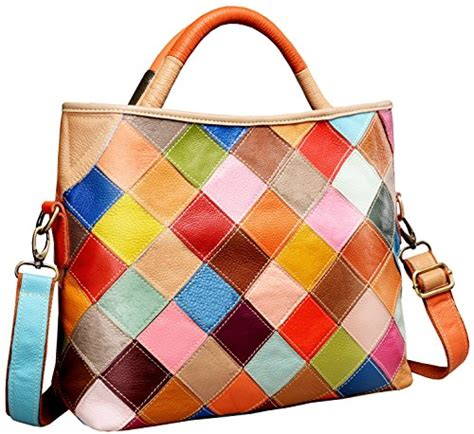 colorful bags colorful purses and handbags