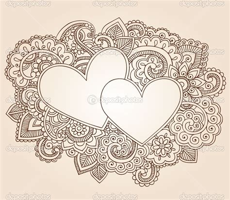 love heart henna tattoo i doodle on 33 pins on doodle