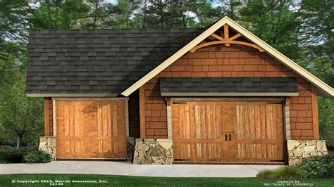 Cabin Plans With Garage by Cottage House Plans With Fireplace Cottage House Plans