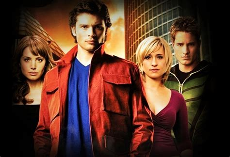 Or Cast Smallville Cast The Cw Fan 15421232 Fanpop