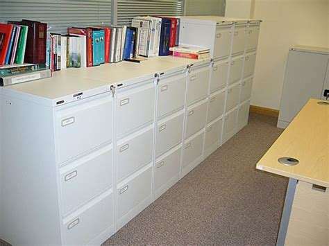 used office filing cabinets and storage cupboards