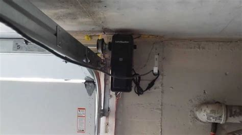 Liftmaster Side Mount Garage Door Opener by Garage Excellence Side Mount Garage Door Opener Designs