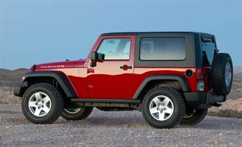 jeep wrangler doors car and driver