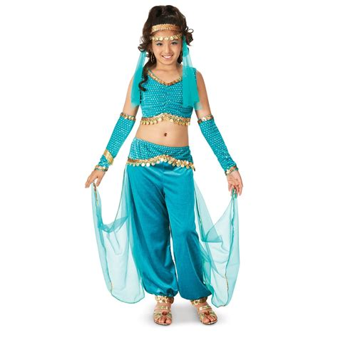 Genie L Costume by Cheap Genie Child Costume At Go4costumes