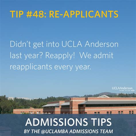 Getting Into Ucla Mba by Calling All Ucla Applicants 2016 Intake Class