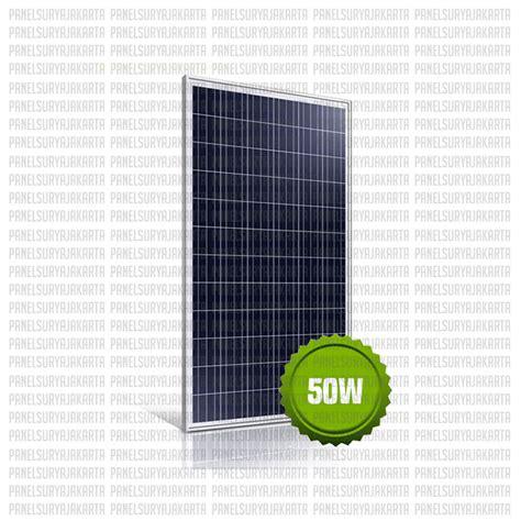 Panel Surya 50 Wp Panel Surya Murah 50 Wp Polycrystalline Solar Cell 50 Wp