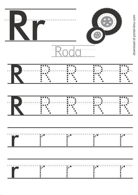 Ac Tegak cara menulis huruf bersambung