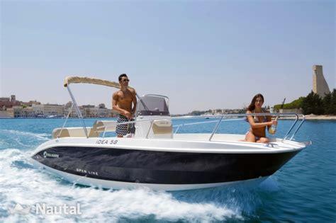 motorboat in spanish fantastic boat to enjoy the costa de levante nautal