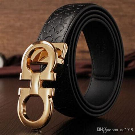 designer belts luxury belts for big buckle belt top