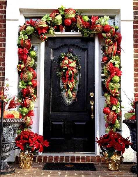christmas bells door decoration 50 best door decorations for 2018